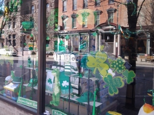 Jim Thorpe merchants offer plenty of options to get your Irish on.