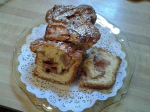 Aunt Cass Apple Cake