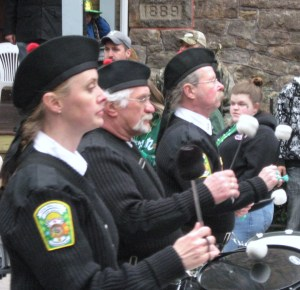 Carbon St. Patrick's Day Parade