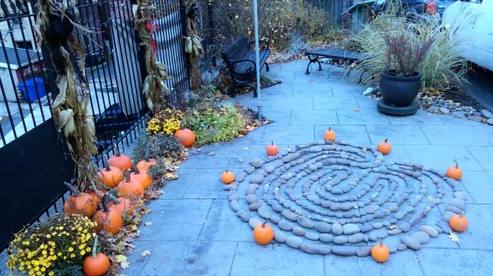 Halloween labyrinth, Jim Thorpe